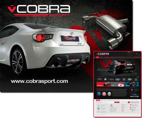 Cobra Sport Performance Exhausts