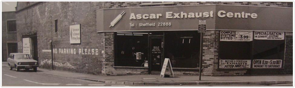 Ascar Exhausts founded