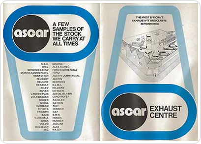 Ascar Exhausts Opened Depot in Huddersfield
